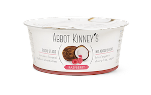 Abbot Kinneys Coco Start Raspberry 125ml