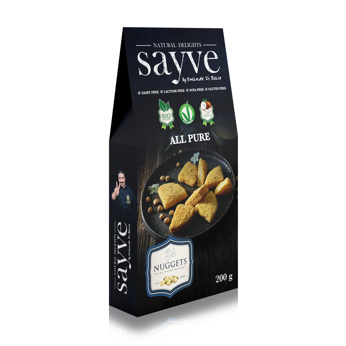 Sayve NUGGETS 200g All Pure