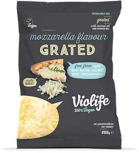 Mozzarella Flavour Grated
