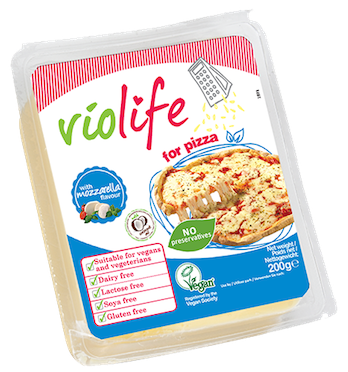 violife for pizza mozzarella 200g
